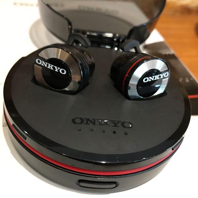 ONKYO W800BT 真•無線 藍牙耳機