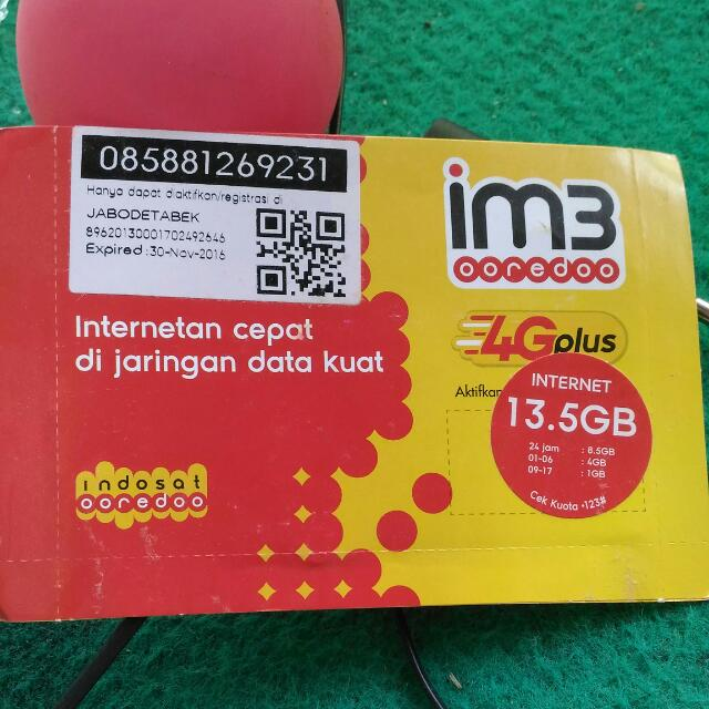 Perdana Inet 13.5 Gb Extra Xxl