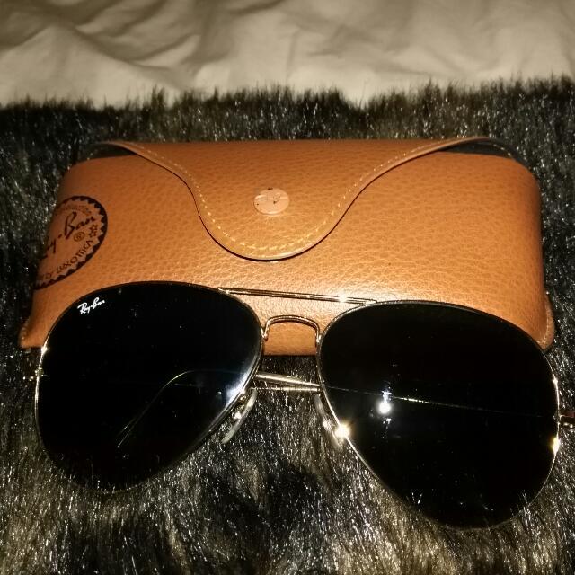 Ray Ban - Aviator Sunglasses Authentic