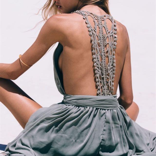 Sabo Skirt Muse Dress
