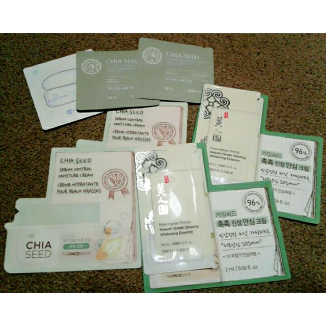 Sample The Face Shop