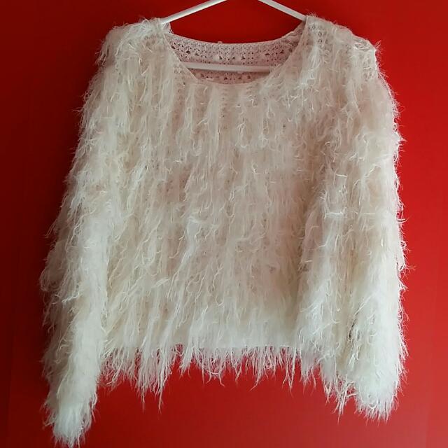 Snow-White Sweater