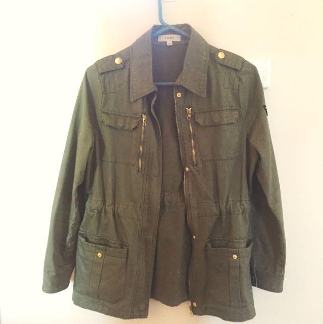 TEMT Khaki Jacket
