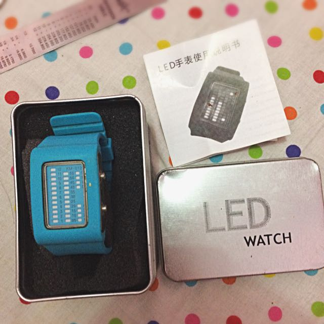 Tokyo LED WATCH