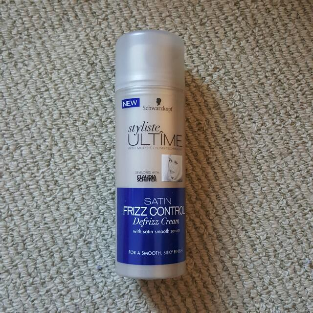 Ultime hair Frizz Control Defrizz Styling