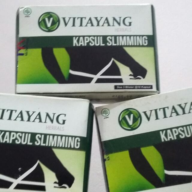 VITAYANG Slimming Pelangsing Herbal Alami