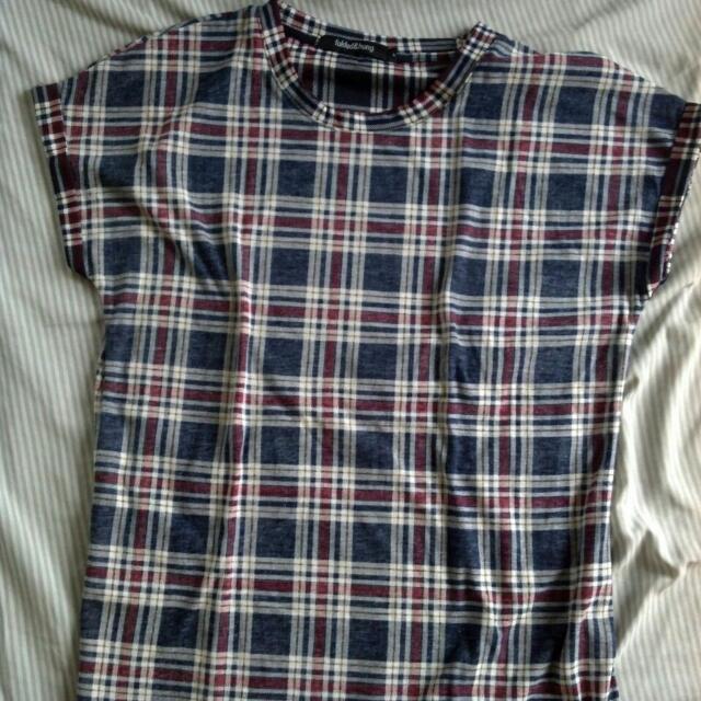 Women's Plaid Shirt