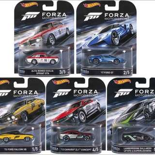 🚚 風火輪 Hotwheels 2016 New Froza 限定版整套
