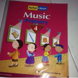 Perfect Match Music Primary 4