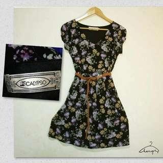 Mini Dress Calypso Branded
