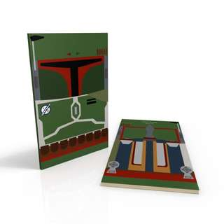 Boba Fett - Star Wars Note Book
