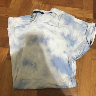 Sky Blue Cotton On Tee Shirt