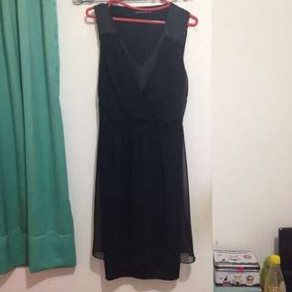Body and Soul Black Dress