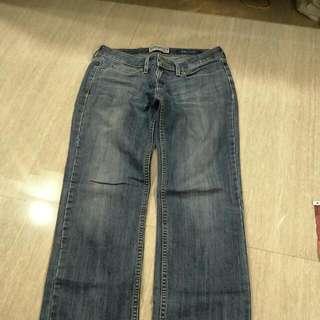 Preloved Denizen Sleek Straight Jeans