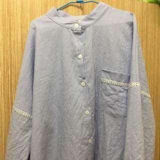 中山領襯衫