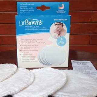 Dr. Brown's Washable Breastpads (Preloved)