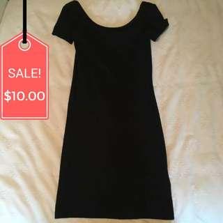 Black Tunic/Dress