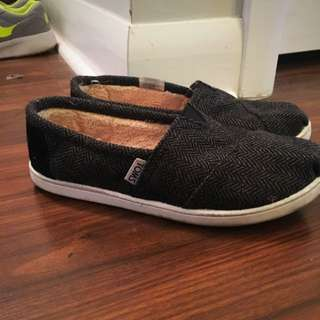Grey Toms (authentic)