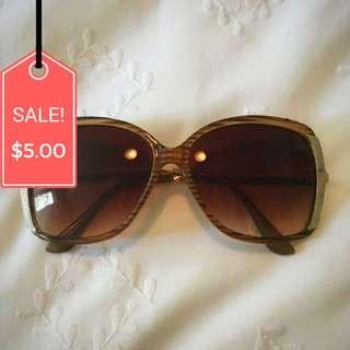 60s Style Sunglasses