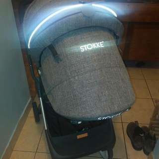 Stokke Scoot in Black Melange