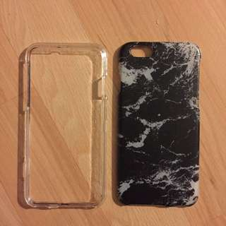 *reduced* marble iphone 6/6s case