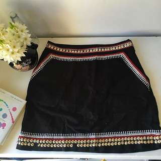Boho-Festival Skirt 🌹