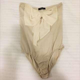 Bow Bodysuit - Nastygal