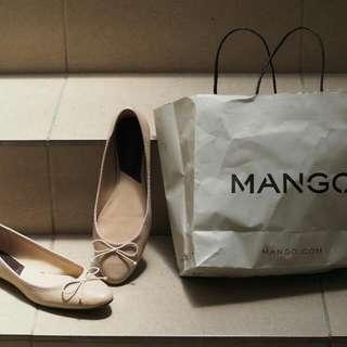 Flat Shoe Olivia MANGO