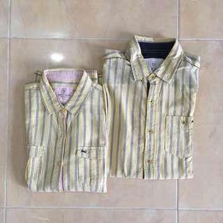 Pandini Couple Shirt