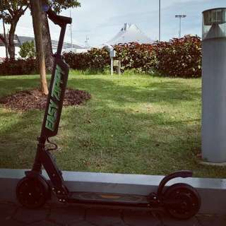 Learn To Ride Electric Kick Scooters / Rent Escooter