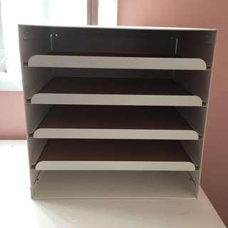 Ikea Files/documents Draws Shelf