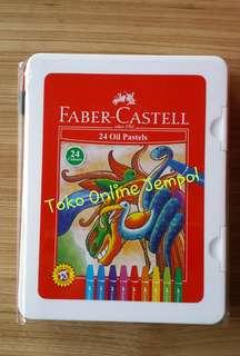 study set frozen peralatan tulis perlengkapan sekolah . Source · isi 24 warna crayon Faber Castell Original oil pastels krayon liburan