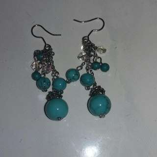 Anting Batu Phyrus Blue Dari Japan