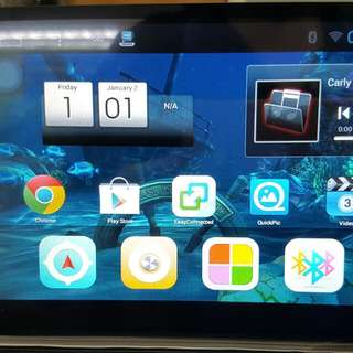 Android-based 2DIN In-Car Entertainment System