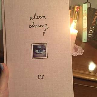 It By Alexa Chung Hardcover