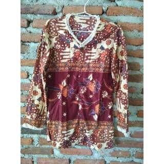 Kemeja Batik Jogja