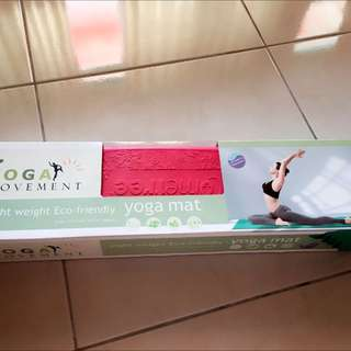 Yoga Mat 瑜珈墊