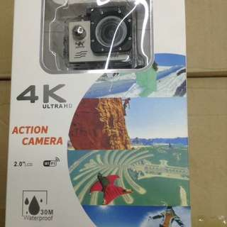Action camera 4k Ultra HD (WIFI)