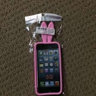 iPhone 5S Bunny Case