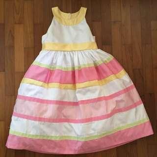 Gymboree Party Dress Size 7