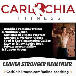 FAT LOSS / MUSCLE GAIN TRANSFORMATION ONLINE COACHINF