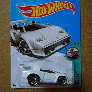 Hotwheels Lamborghini Countach