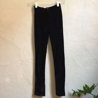 Black Velvet Motel Rocks Pants