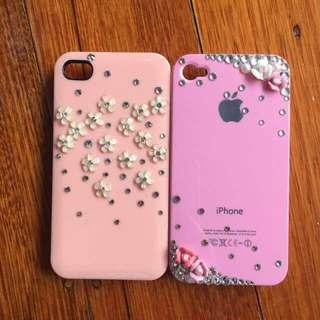 Handmade iPhone 4/4s Cases