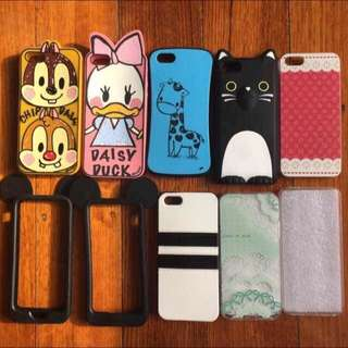iPhone 5/5s Cases $1 Each