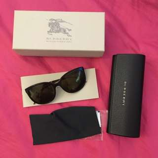 PRICE REDUCED!! Burberry Asian Fit Sunglasses