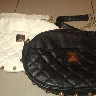 Two Ardene Bags