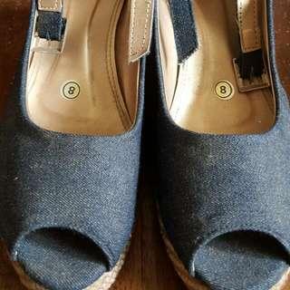 Marikina Made Wedge Sandals