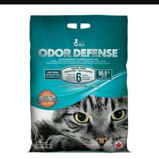 Odor Defense Cat Litter