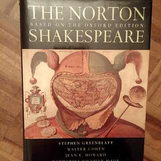 The Norton Shakespeare Oxford Edition (2nd Edition)